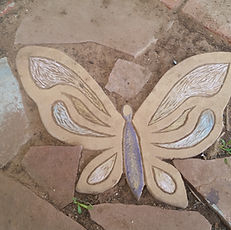 A little something for my Aunt Linda (THE butterfly Lady)