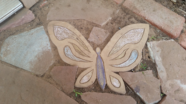 Aunt Linda's Butterfly