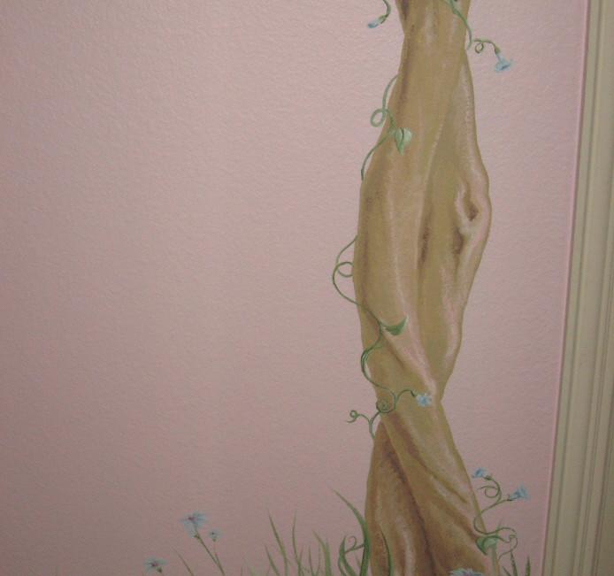 Detail - tree trunk