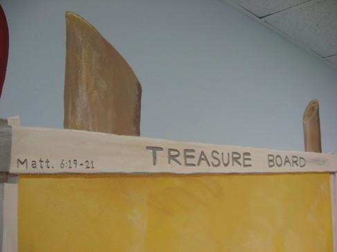 Treasure Board