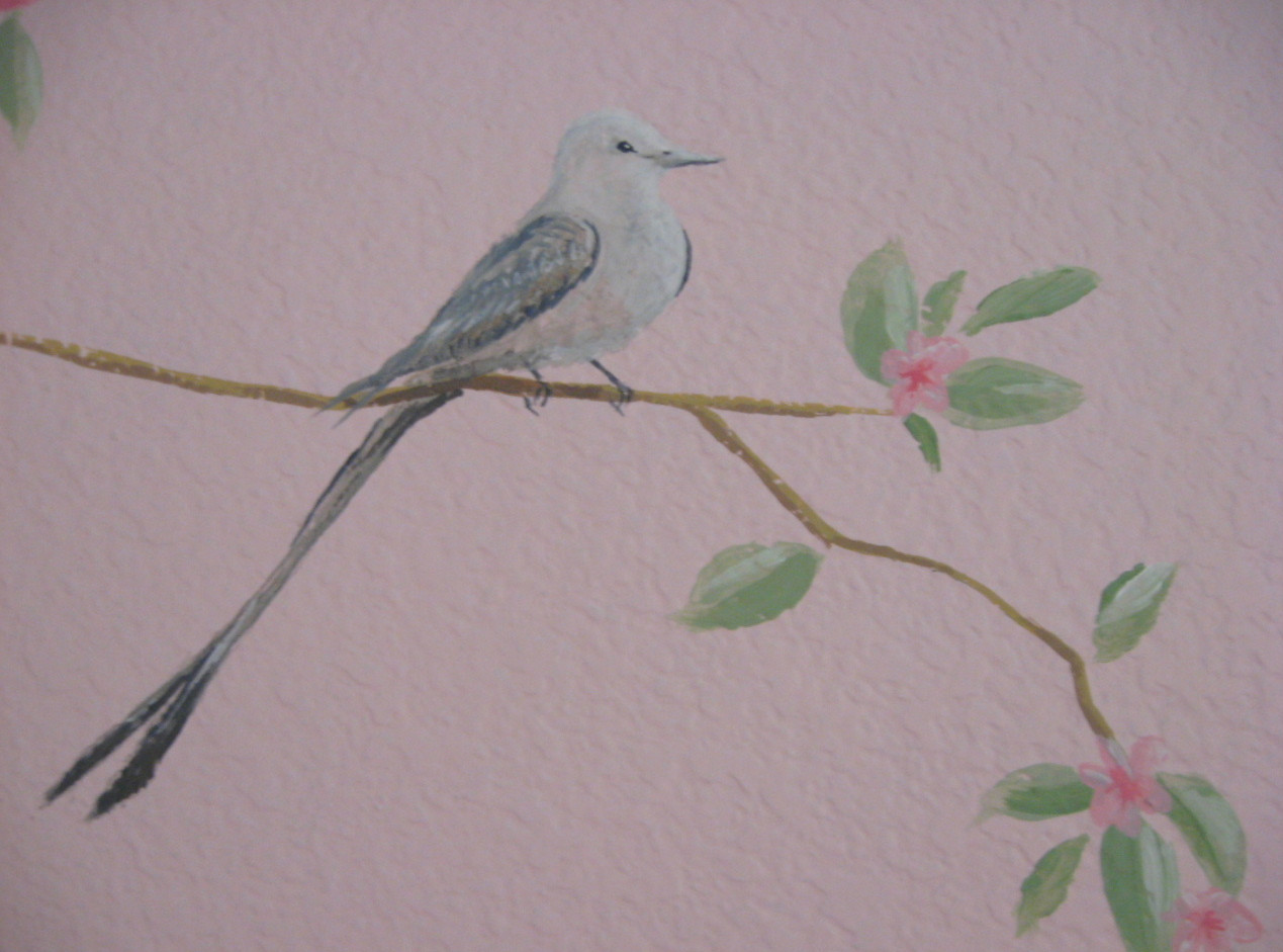 Samantha's bird & branch