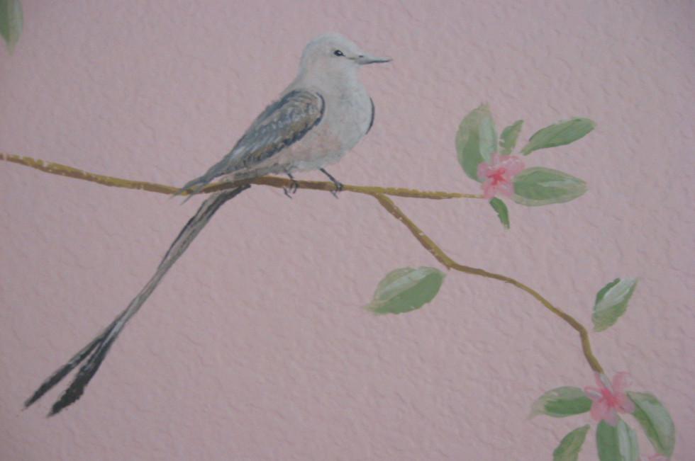 Samantha's bird & branch