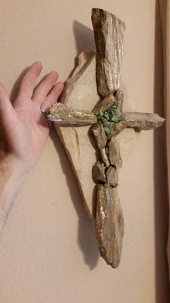 Mom's cross