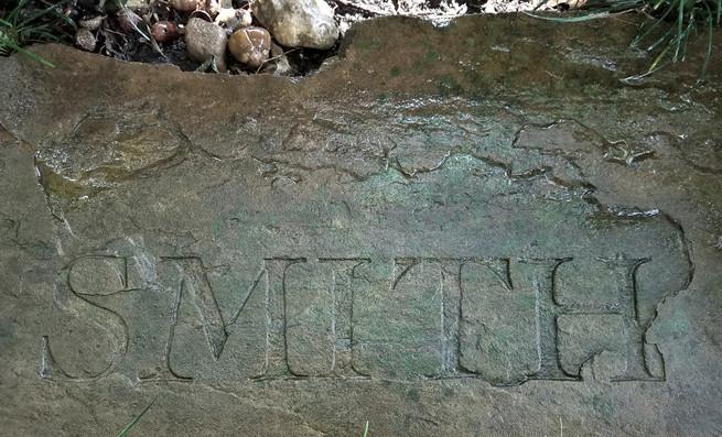 Smith stone -