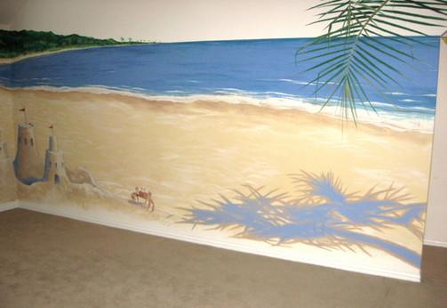 Playroom wall ~