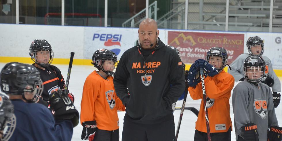 OVERNIGHT -- Summer Hockey Camp Week Six