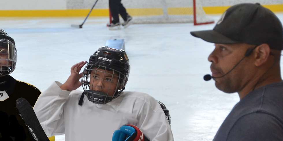 ICE ONLY -- Summer Hockey Camp Week Four