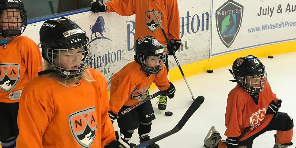 OVERNIGHT -- Summer Hockey Camp Week One