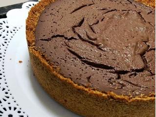 Receitas: Torta de Ganache com Côco
