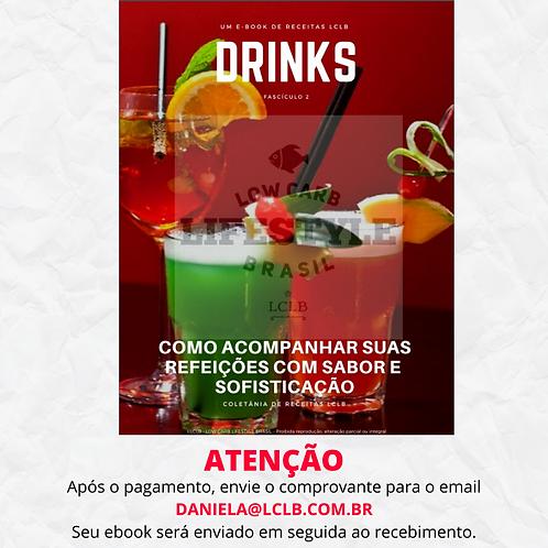 FASCÍCULO 02: DRINKS