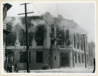 Shaken & Stirred - locals recall 1931 earthquake