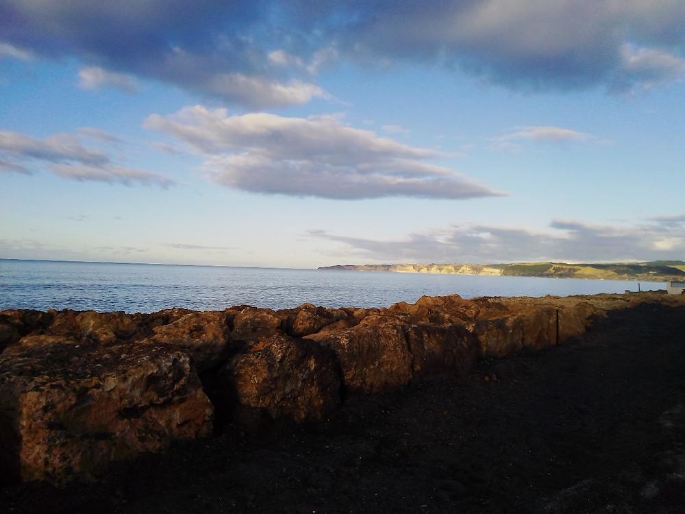 Cape View Corner, Clifton Road, Haumoana, Revetment Wall sea defence