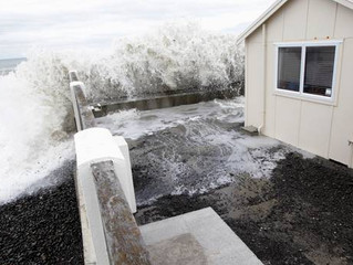 'Call for action' to protect Hawke's Bay against sea level rise