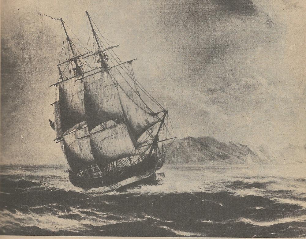 HMS Endeavour - Clayton, 1905