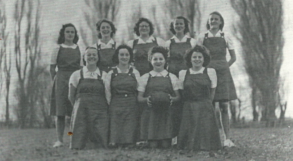 The original Haumoana Basketball Team, 1941