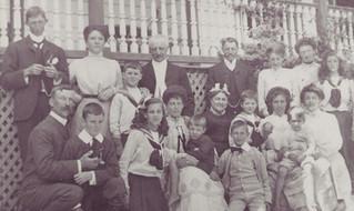 Surviving fire, floods and farming - A Gordon generational inheritance (Clifton Station history: Par
