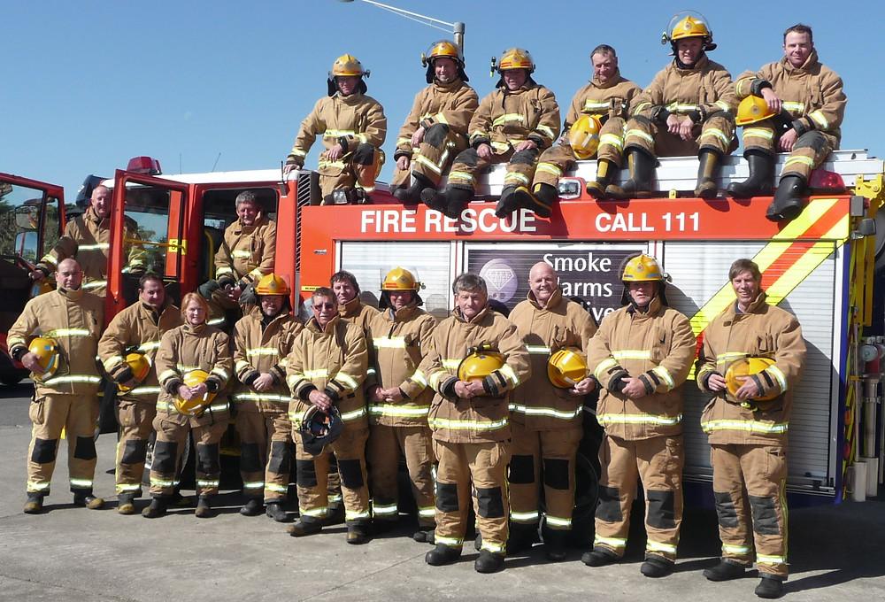 Haumoana Volunteer Fire Brigade, 2013