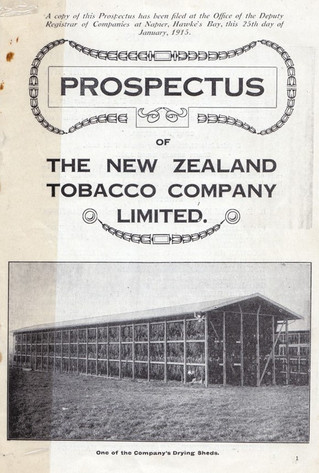 Tobacco plans stubbed out