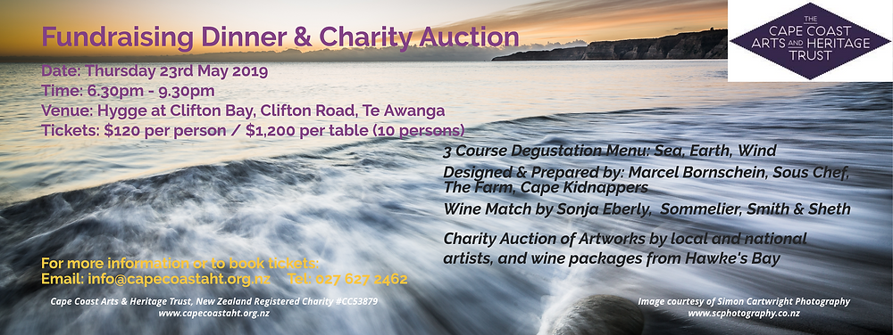 CCAHT Fundraising Dinner & Charity Auction Event Image