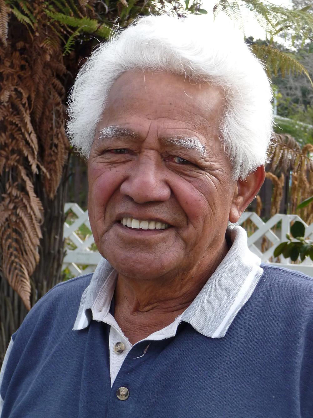 Portrait of Darky (Te Waara or Miki) Unahi