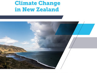 Adapting to Climate Change in New Zealand