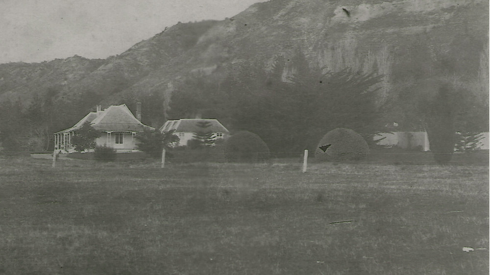 The original Clifton Homestead