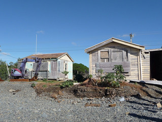 Cape View protection (part 1) - Lost homes have history