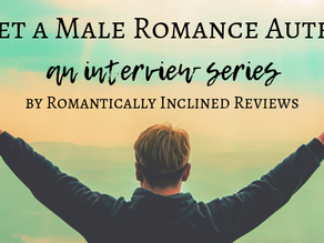 Meet a Male Romance Author ft. Lawrence Hall