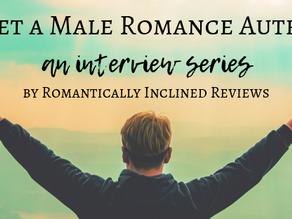 Meet a Male Romance Author ft. Jacob Chance