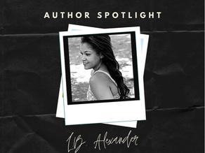 Author Spotlight: LB Alexander
