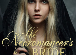 The Necromancer's Bride by Brianna Hale