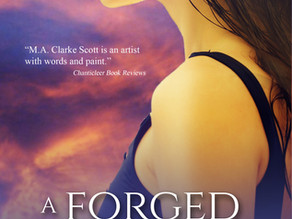 A Forged Affair (Life is a Journey #2) by M. A. Clarke Scott