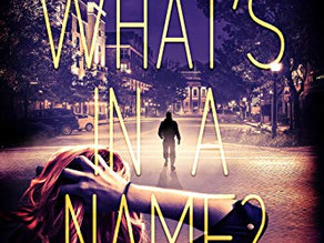 What's In A Name by Angela Breen