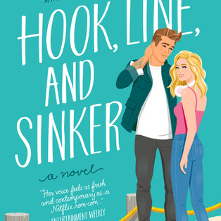 Hook, Line, and Sinker (It Happened One Summer #2) by Tessa Bailey