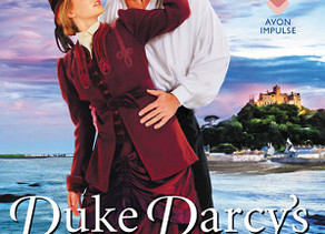 Duke Darcy's Castle (Dare to Defy #3) by Syrie James