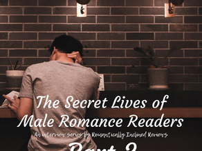 The Secret Lives of Male Romance Readers Part Three ft. Dylan Moonfire