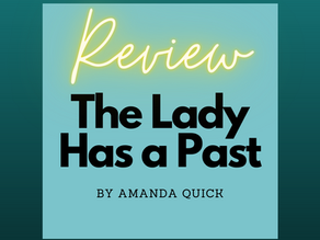The Lady Has a Past (Burning Cove #5) by Amanda Quick