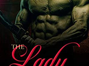 The Lady and the Orc (Orc Sworn #1) by Finley Fenn