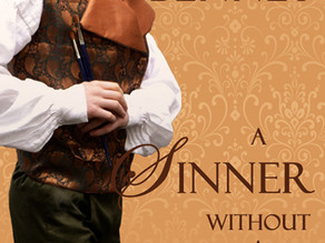 A Sinner Without A Saint by Bliss Bennet