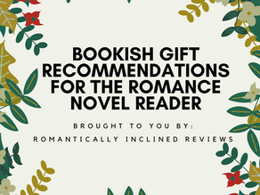 RIR's Bookish Gift Recommendations for the Romance Novel Reader