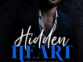 Hidden Heart (Windy City #1) by Measha Stone