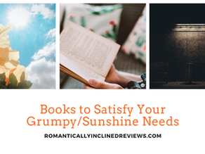 Books to Satisfy Your Grumpy/Sunshine Needs
