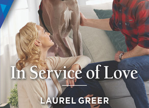 In Service of Love (Sutter Creek #5) by Laurel Greer