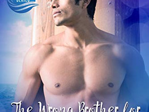 The Wrong Brother for Brooke by Michele De Winton