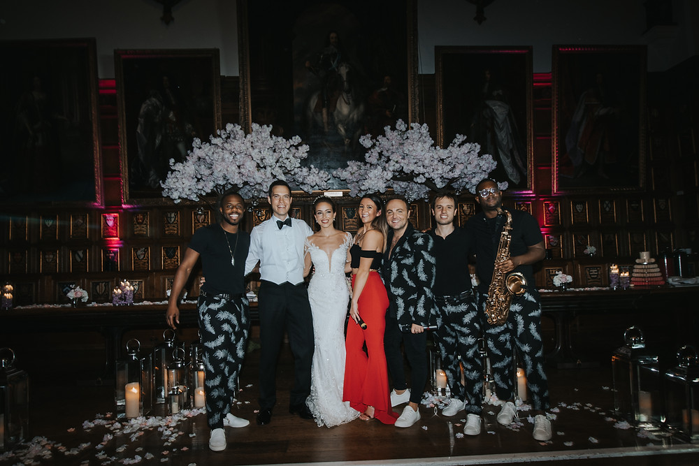 Wedding entertainment essex london