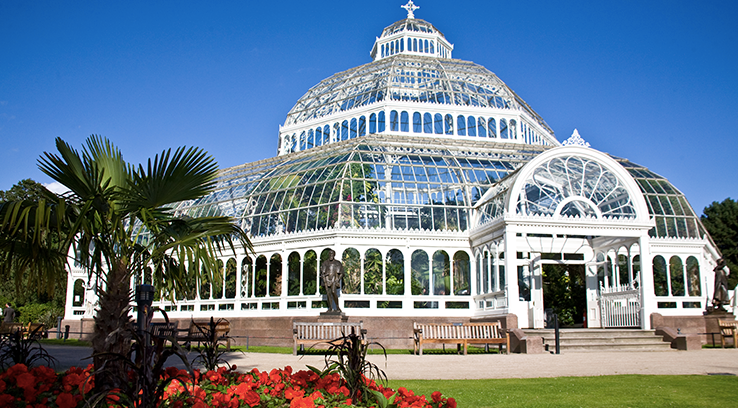 The Palm House wedding venue Liverpool