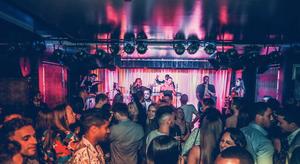 100 wardour street party band live entertainment