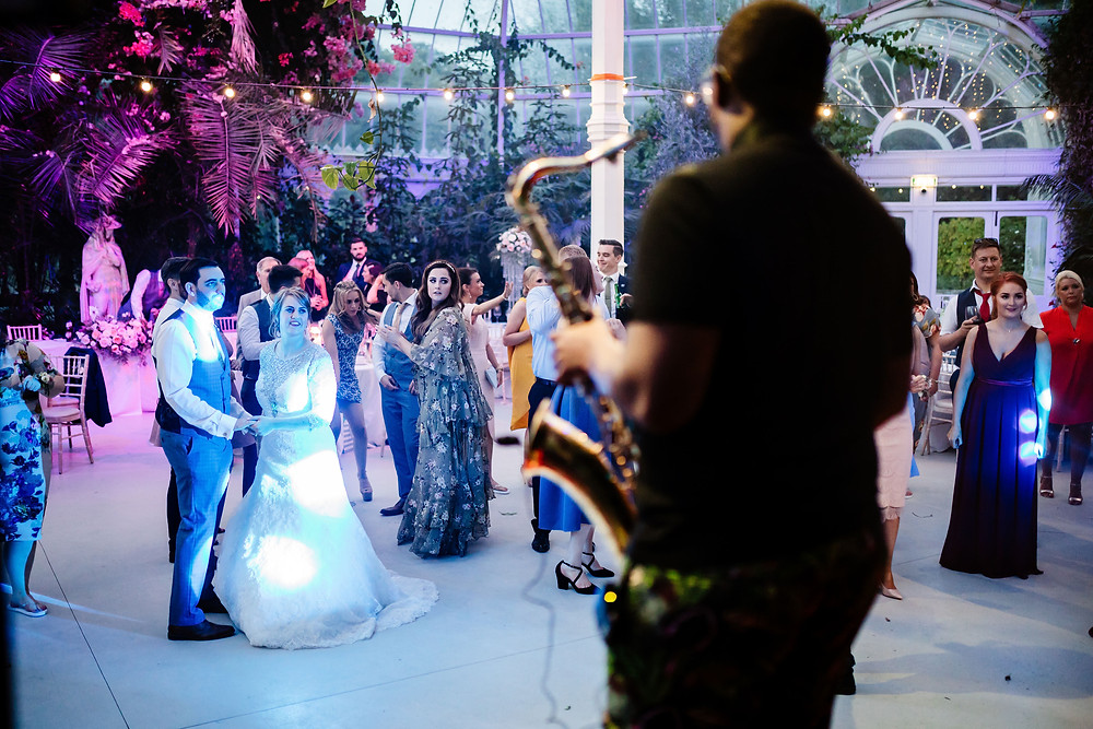 Best Wedding live band Package for you