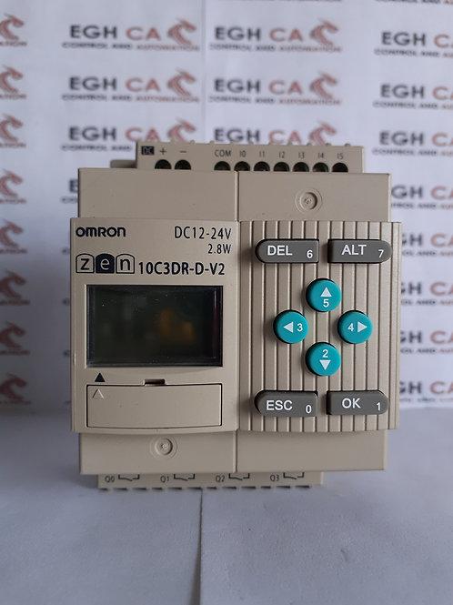 ZEN-10C3DR-D-V2 RELE PROGRAMABLE OMRON