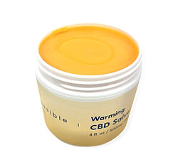 CBD Warming Botanical Salve